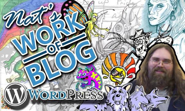Nat's Work of Blog
